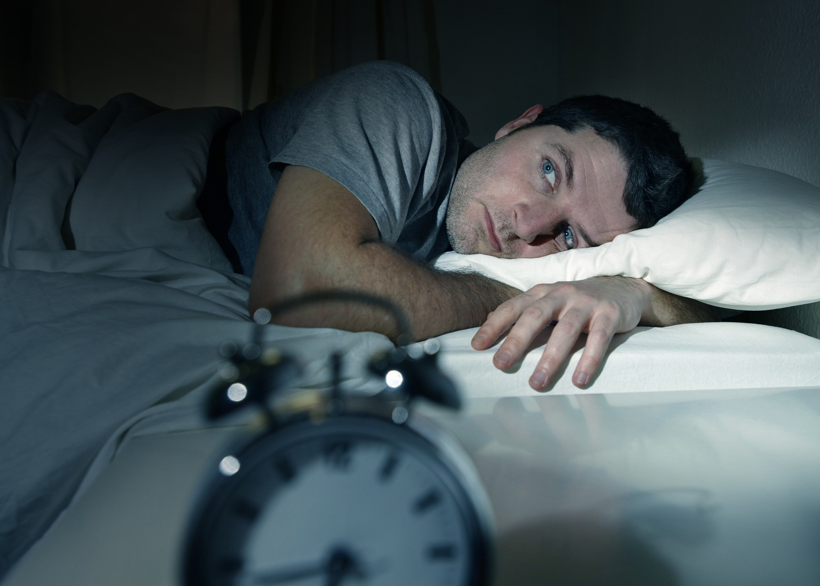 It is reported that about 55 million Americans have insomnia.  It is well known that this causes serious problems with a person's performance of next day activities. Now there may be help.