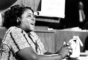 "The upcoming performance of ""The Life and Times of Fannie Lou Hamer"" is part of a voter registration drive held the same day at Mt. Olivet AME Zion Church in Greensboro."