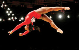 U.S. gymnast Simone Biles is a strong favorite to win five medals in Rio: the all-around individual, all-around team, balance beam, floor exercise and vault.