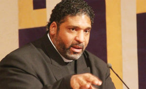 North Carolina NAACP President, Rev. William Barber