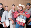 Jeffory Broussard and the Creole Cowboys.