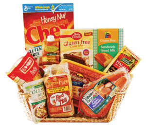 Today, there are several gluten free products on the market