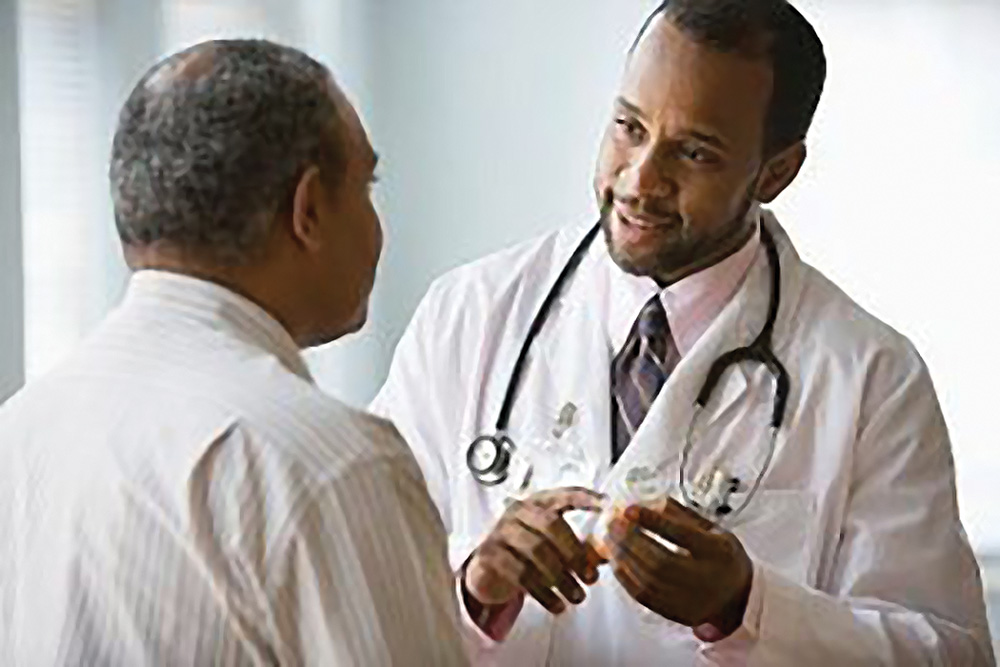 Studies show that a physician's political affiliation influences how he/she treats their patients.