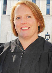 Wake County District Court Judge Margaret Eagles