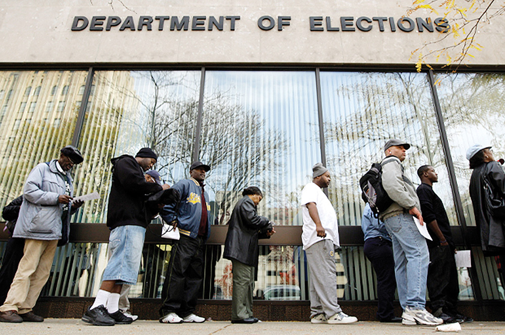 A three-judge federal court panel ruled that North Carolina lawmakers must redraw the state's House and Senate districts by March 15, 2017 and hold an election by next November (2017) with a Primary in late August or early September. AP Photo