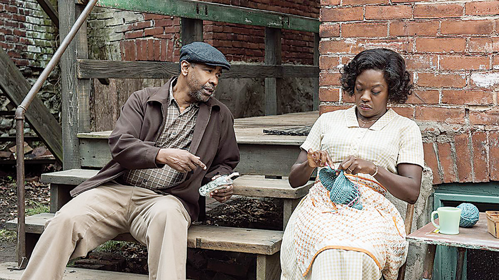 "Denzel Washington and Viola Davis are poised to grab Best Actor & Best Actress Oscars for their performances in August Wilson's ""Fences."""