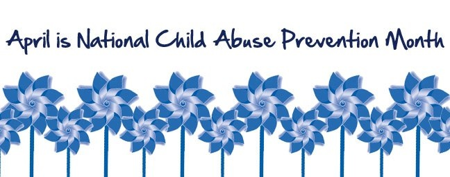 Image result for child abuse prevention month