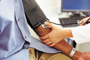 Maintaining a good blood pressure is important at any age.
