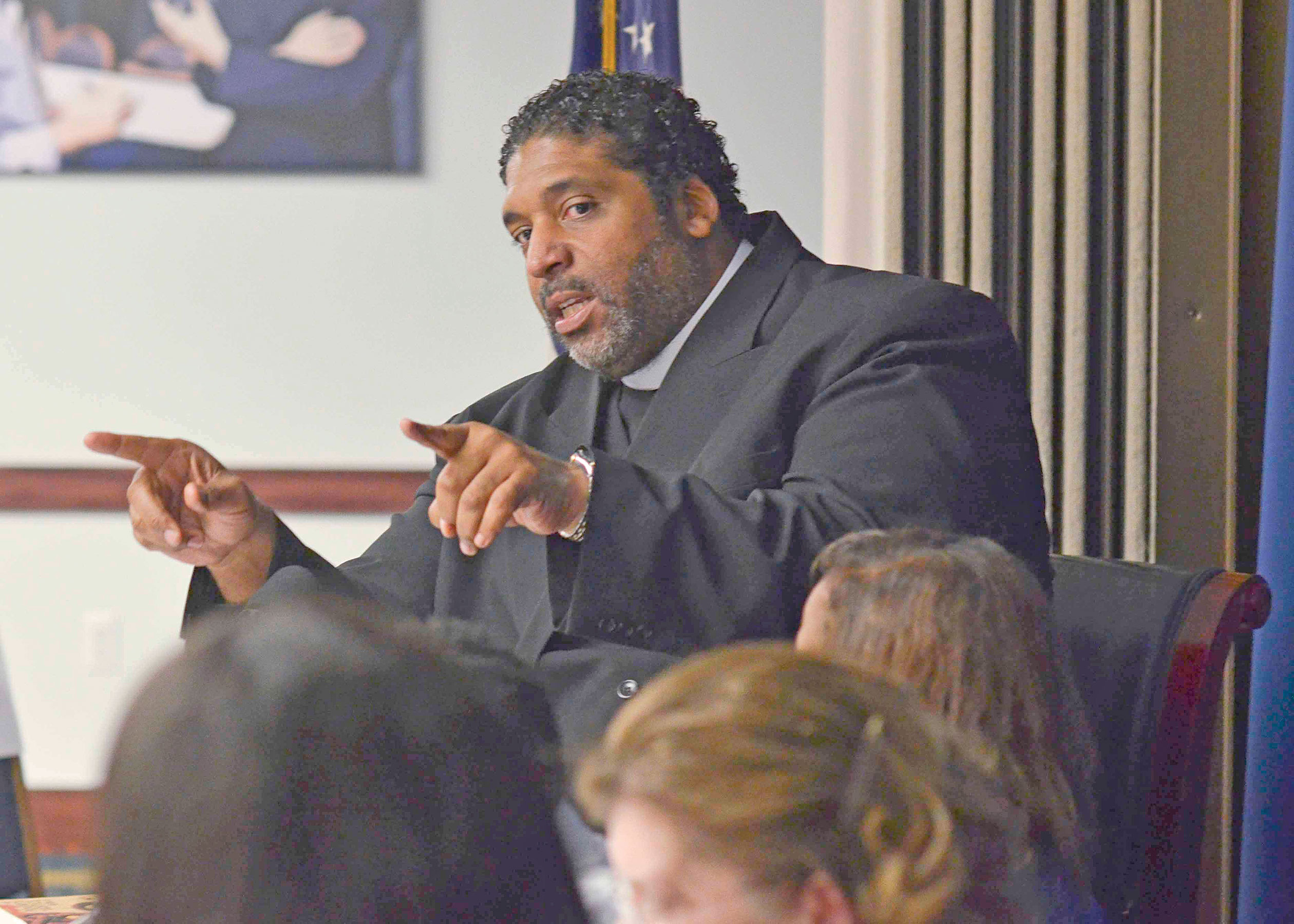 Bishop William J. Barber II says that we need a movement rooted in the moral forces that have demonstrated a capacity to change America. Photo courtesy of Freddie Allen/AMG/NNPA
