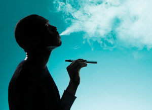 There is concern that the flavored varieties of e-cigarettes encourages young people to smoke.