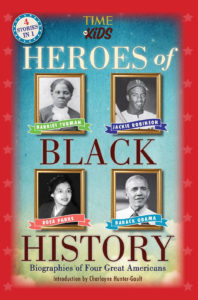 """Time for Kids: Heroes of Black History""  by Editors at Time for Kids Magazine"