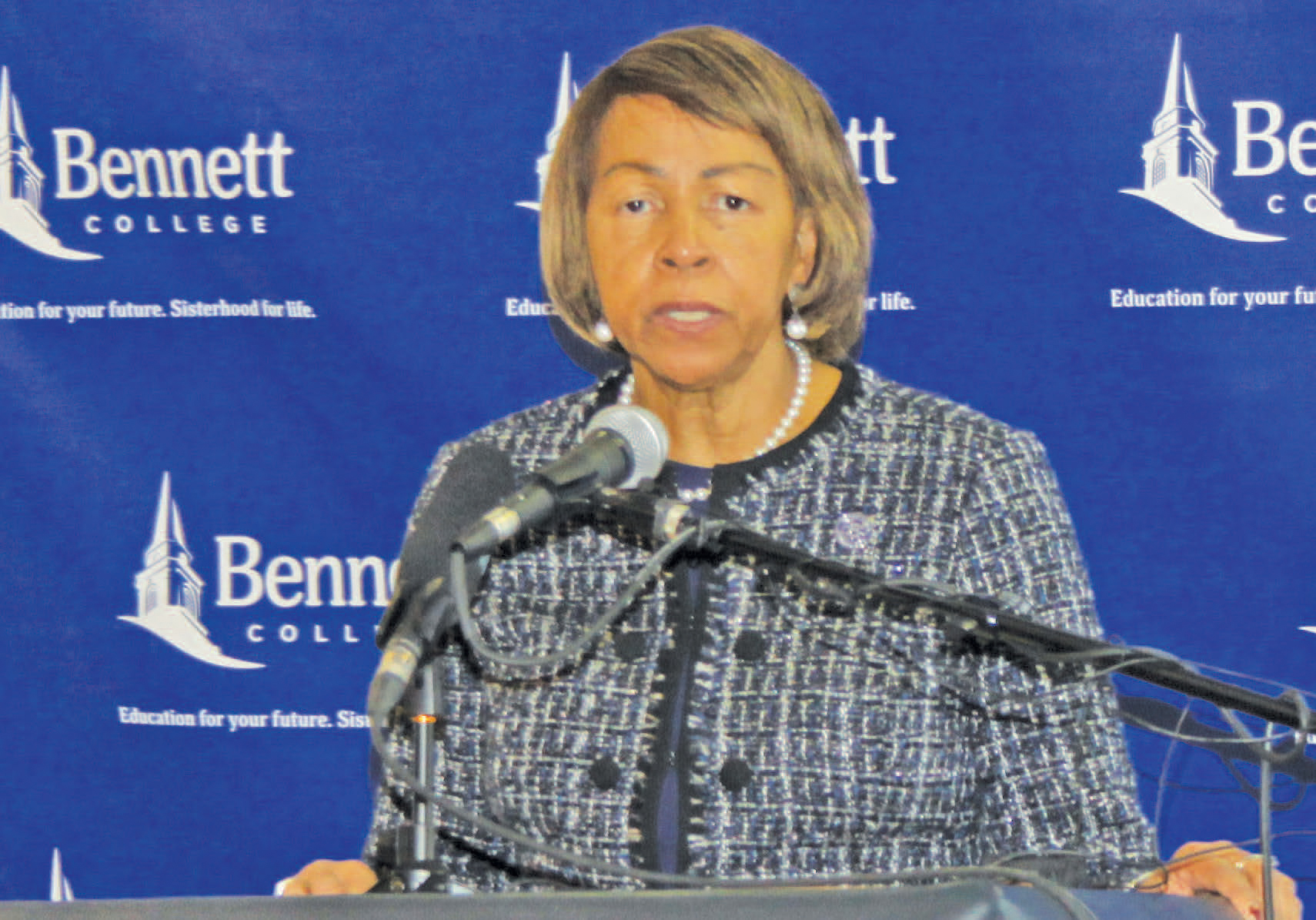 bennett college works to secure funding to save accreditation