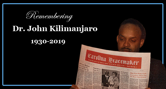 Carolina Peacemaker - Greensboro's Weekly Community Newspaper