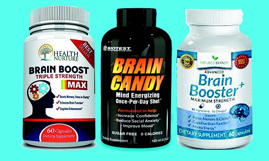 Can supplements help the brain function better? - Carolina